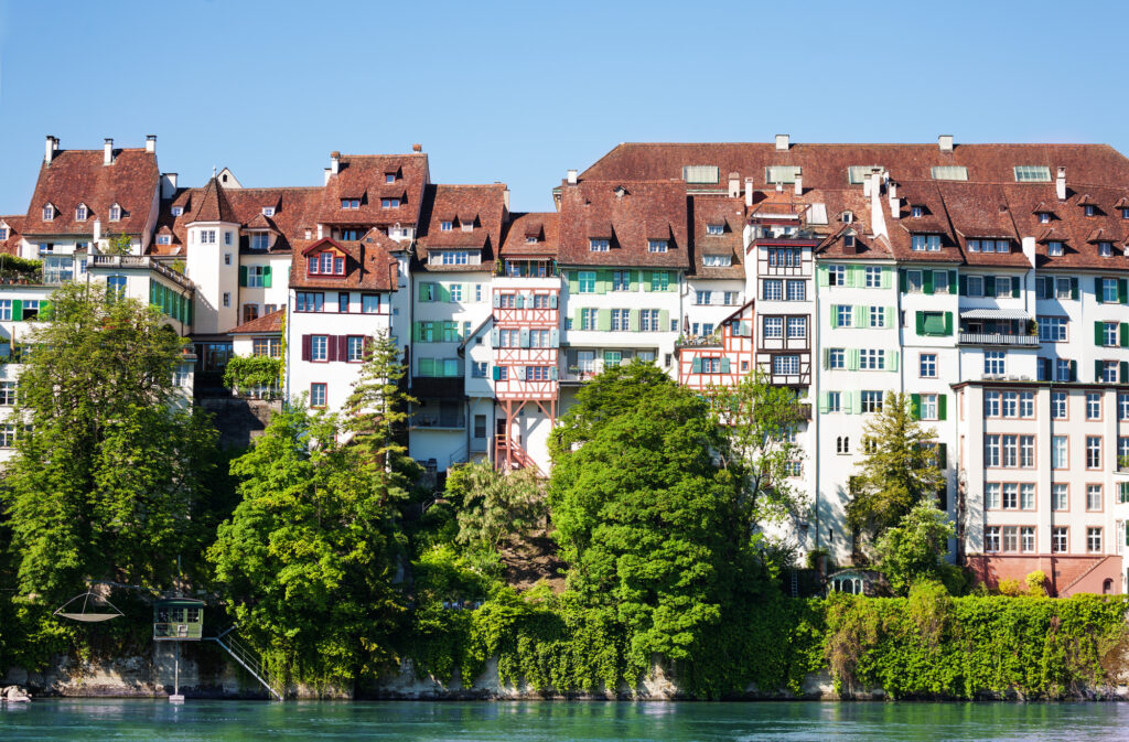 Basel is one of the best places to visit in June in Europe