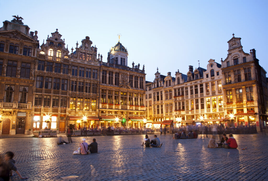 Brussels is a fabulous place to visit in Europe in May