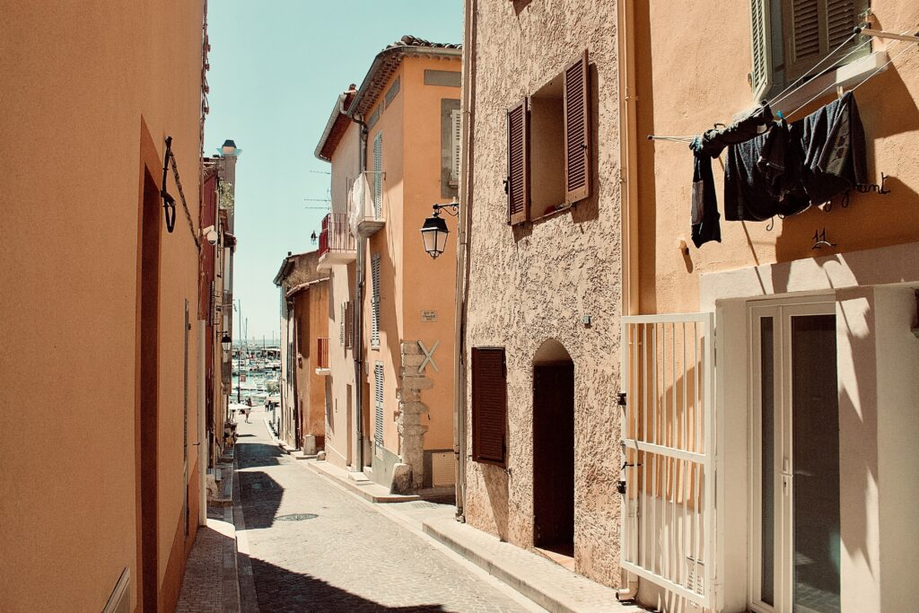 Cassis old town