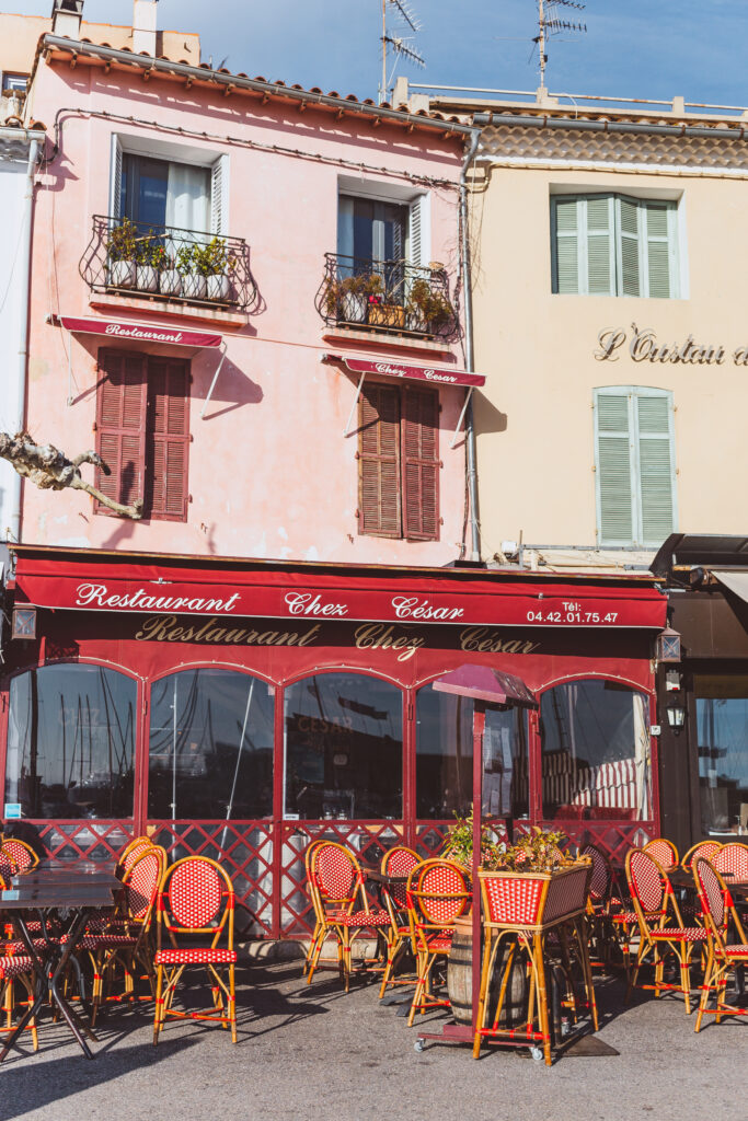 Where to eat in Cassis, France