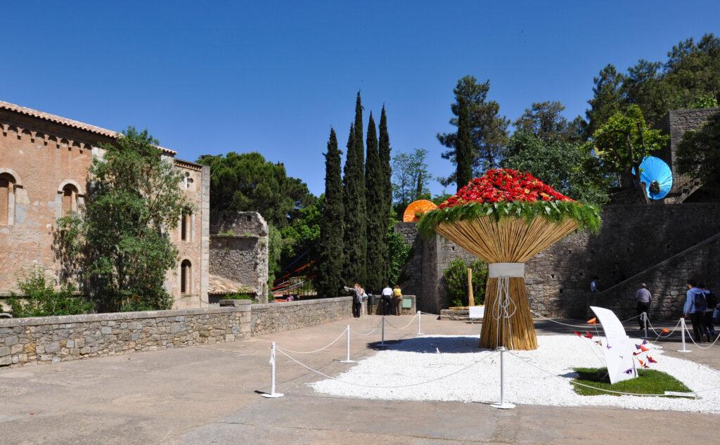 Temps de Flors flower festival, Spain