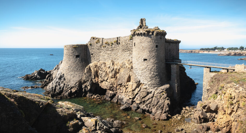 Île d'Yeu is one of the most beautiful islands in France