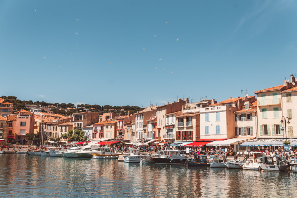 Things to do in Cassis, France