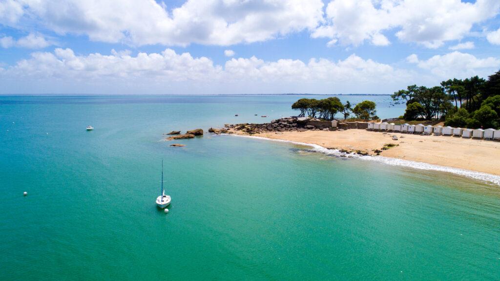 Île de Noirmoutier in France