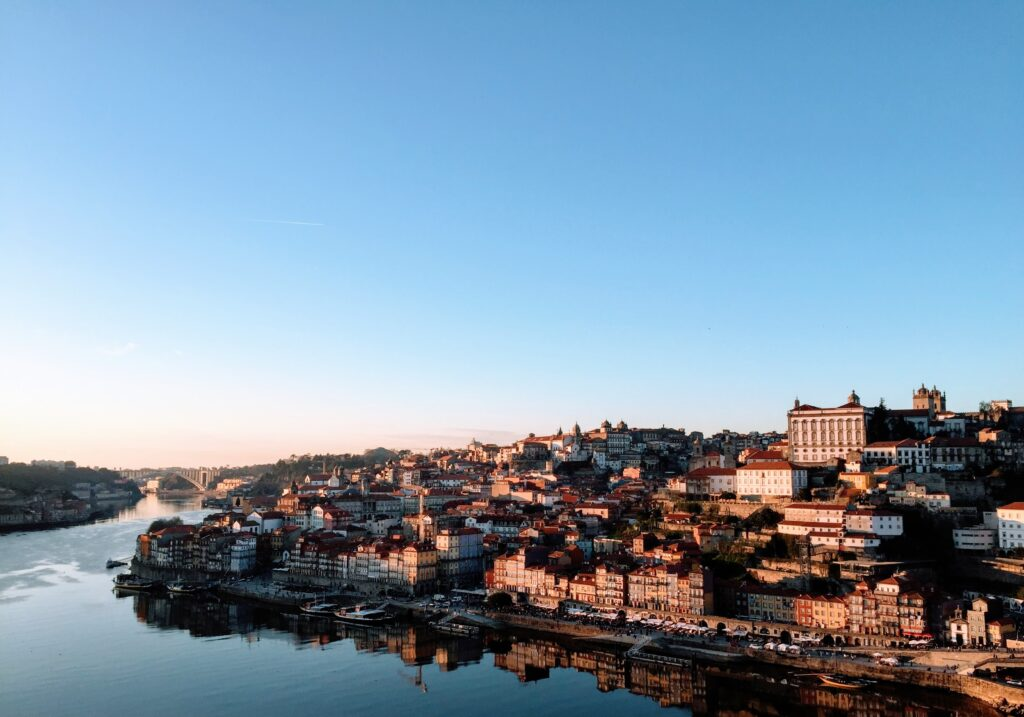 Porto, Portugal in June