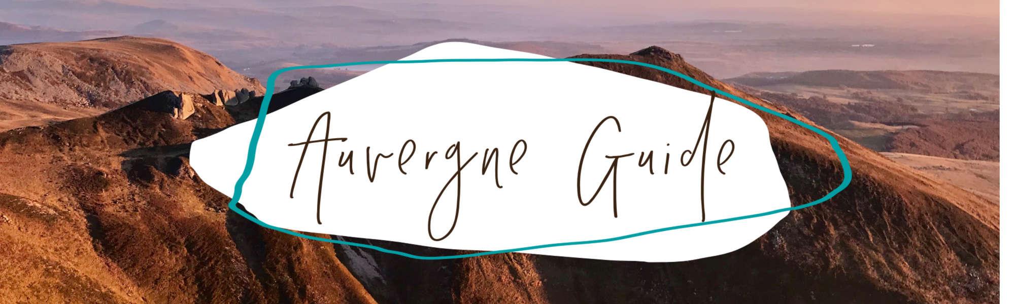 Auvergne Travel Guide