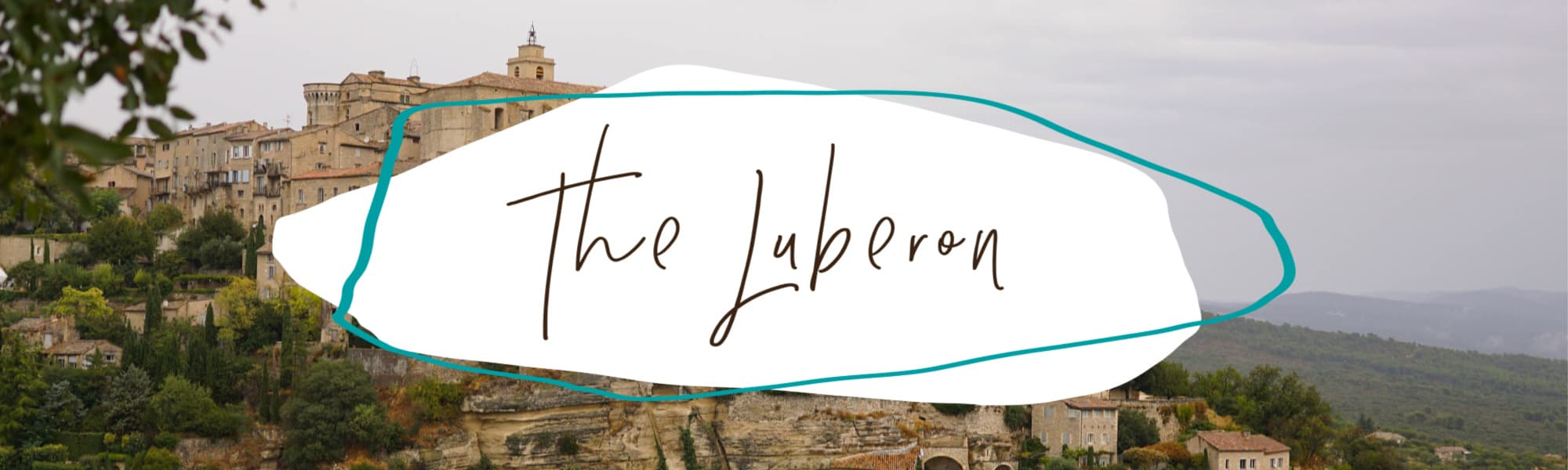 The Luberon Travel Guide