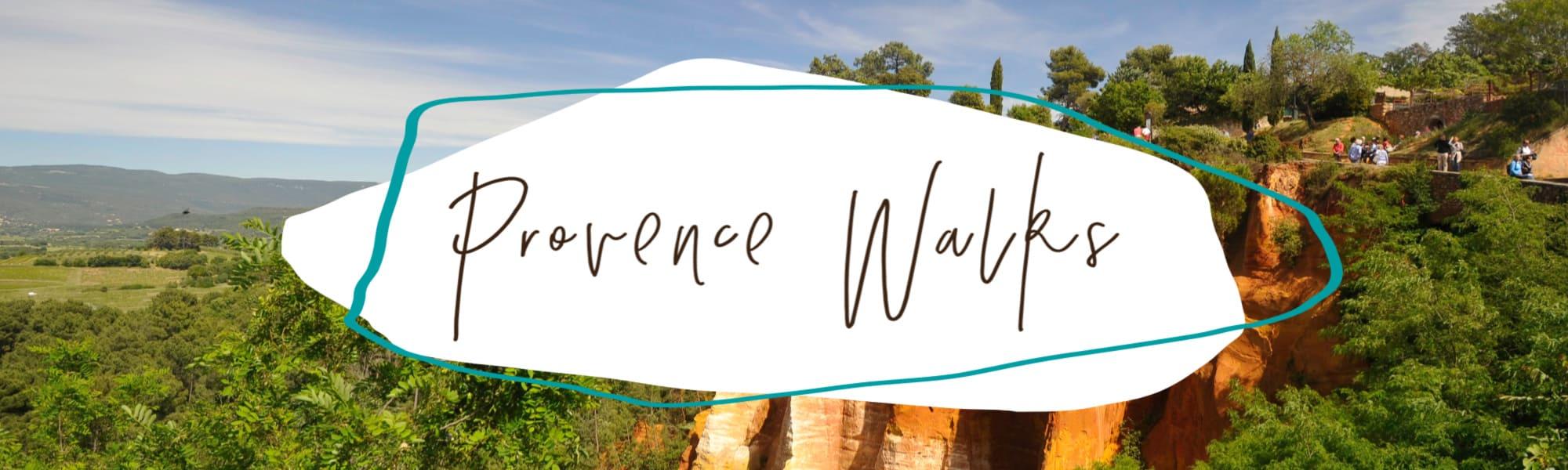 Provence Walks