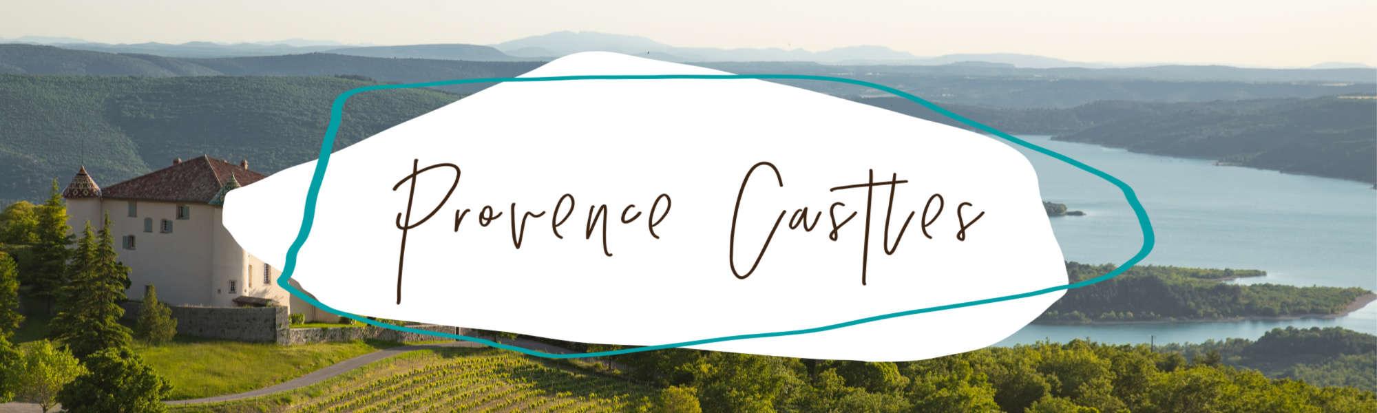 Provence Castles