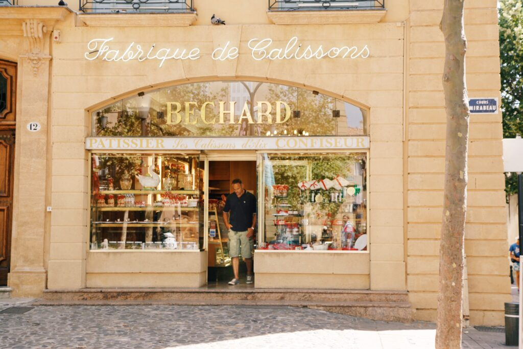 day trips from Aix en Provence, France