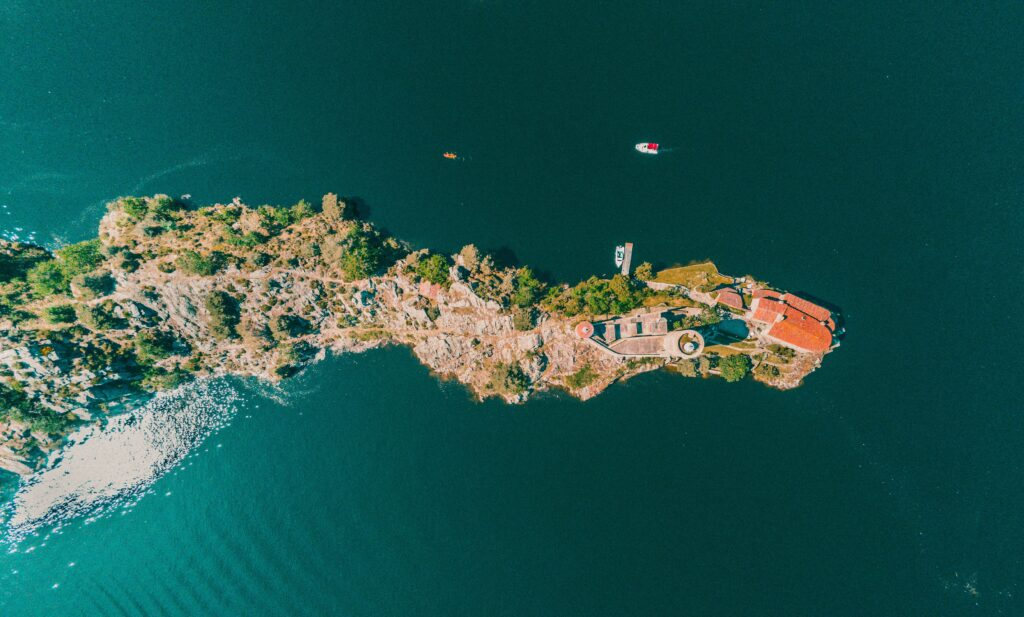 The most beautiful Islands in France