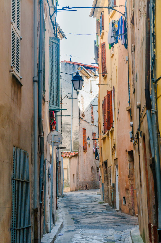 The small town of Brignoles in the South of France is one of the loveliest in Provence.