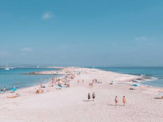 Where to find the best beaches in Formentera, Spain