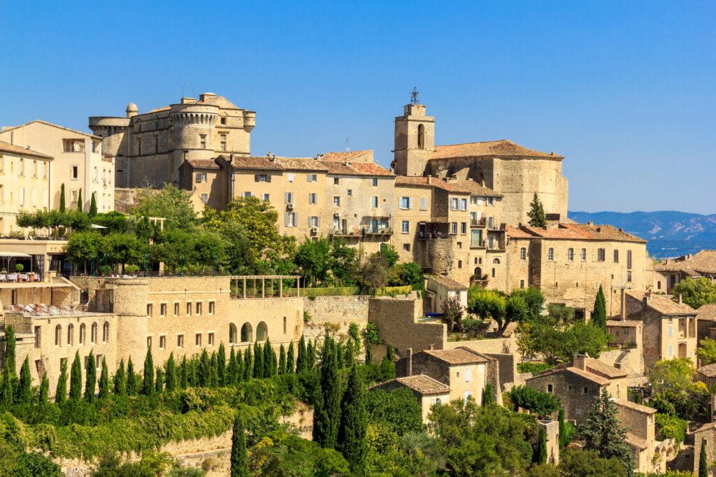 La Bastide de Gordes hotel in Provence France