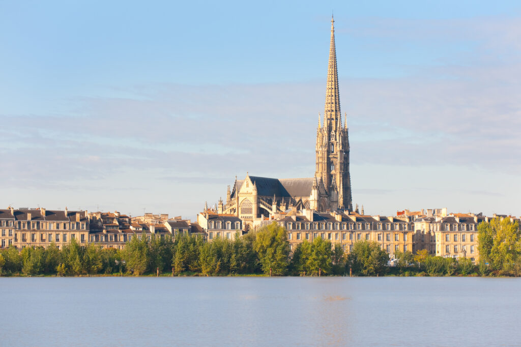 Bordeaux, France is one of the best places to visit in October in Europe