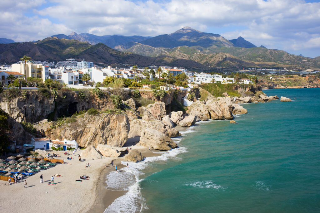 The Costa del Sol is one of the best places to visit in Spain in September