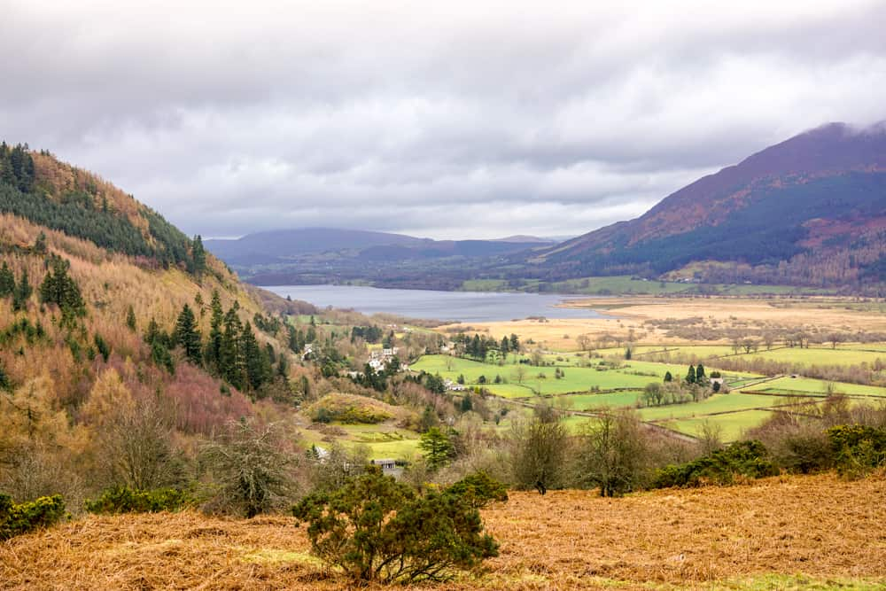 The Lake District in England is a great place to go in Europe in October