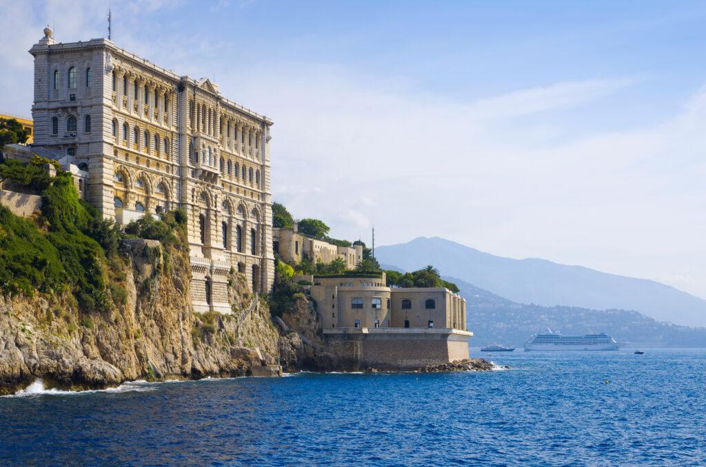 Oceanographic Museum in Monte Carlo, Monaco
