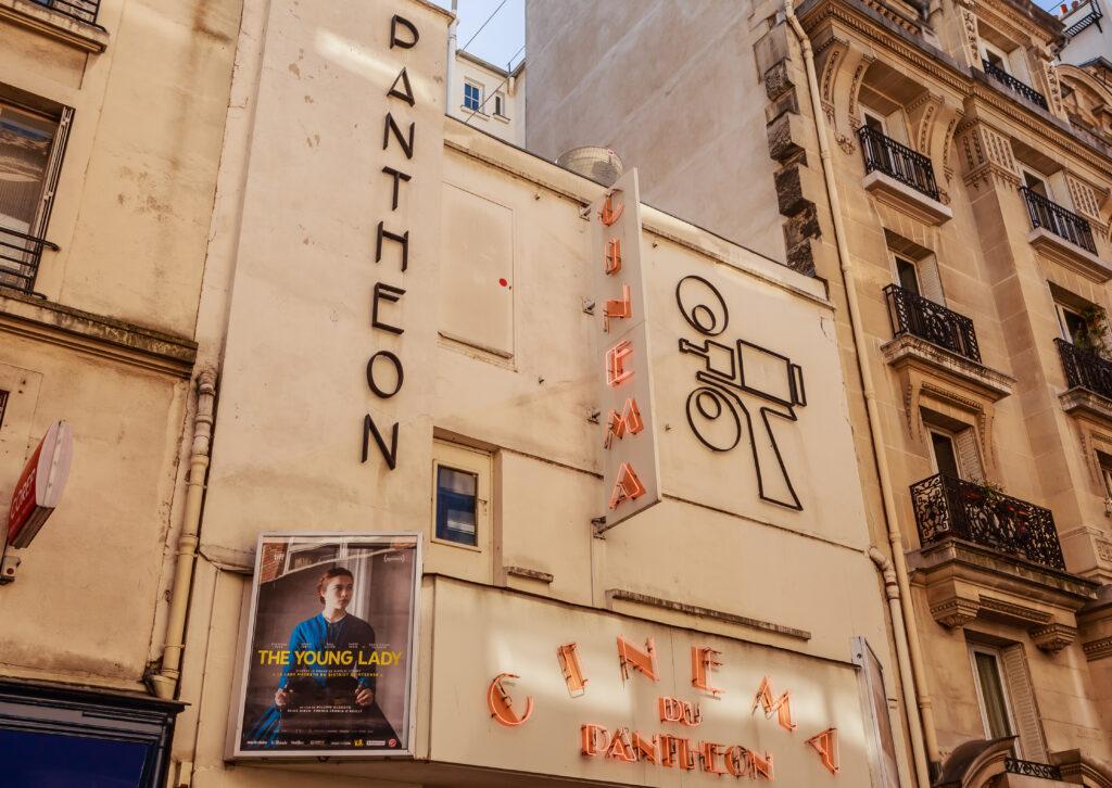 cinema festival in France