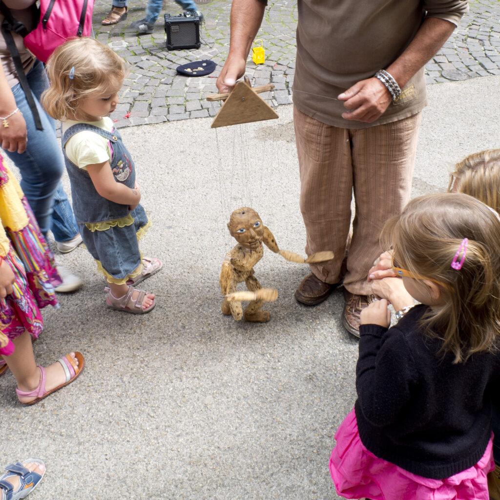 World puppet festival France