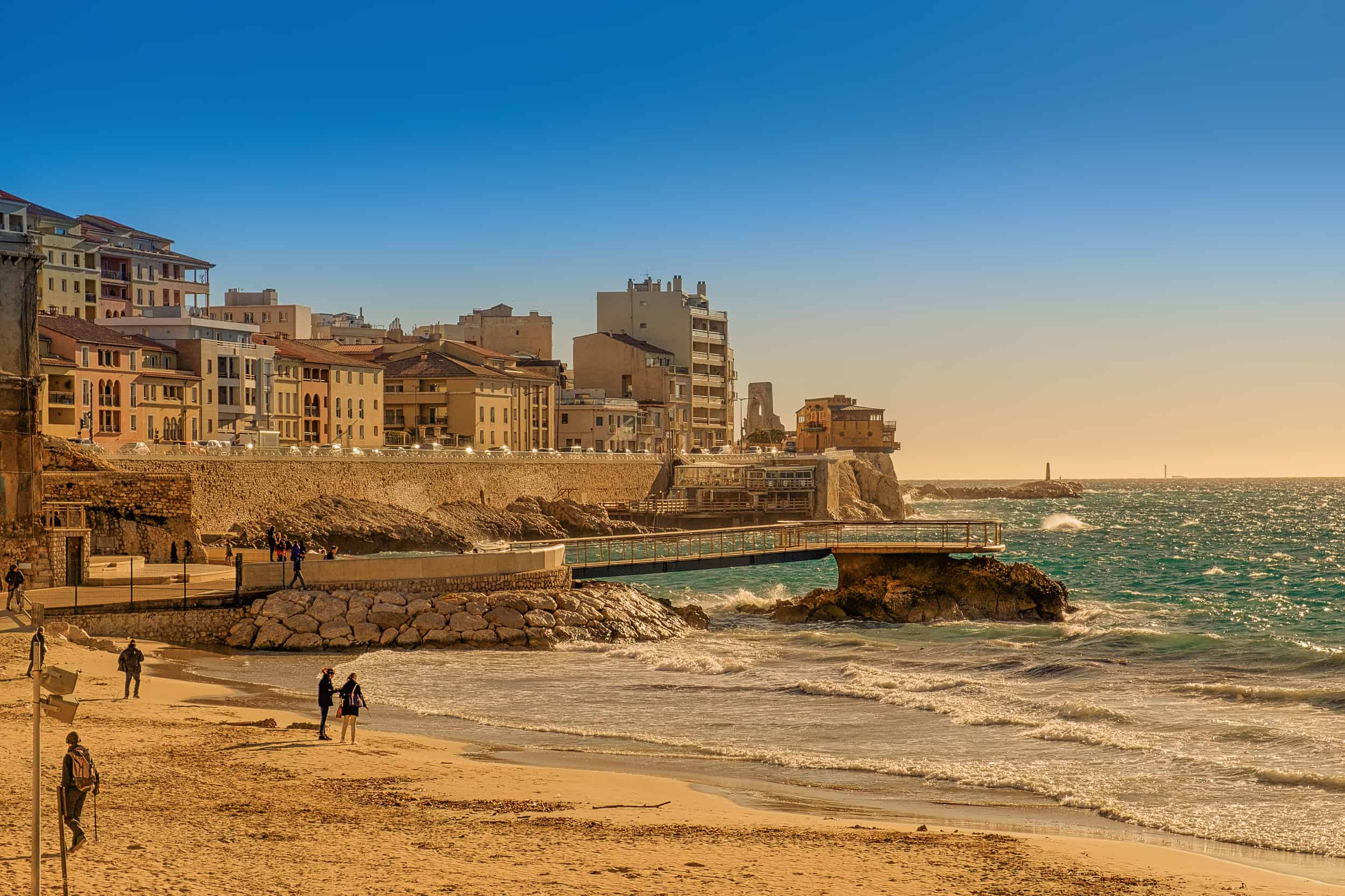 Discover the best beaches in Marseille France