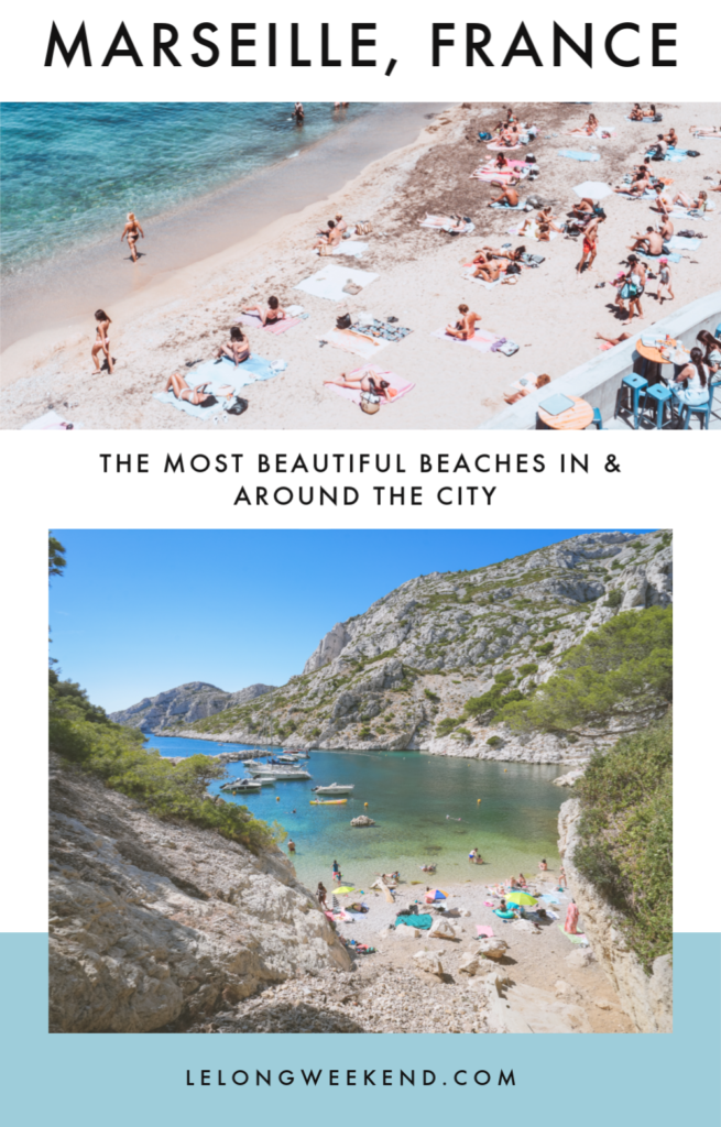 Find the best beaches in Marseille, France. From rustic coves to family-friendly beaches, Marseille has some of the best swimming spots in the South of France!