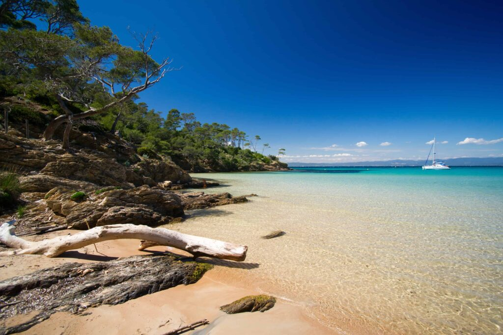 The best beaches in France