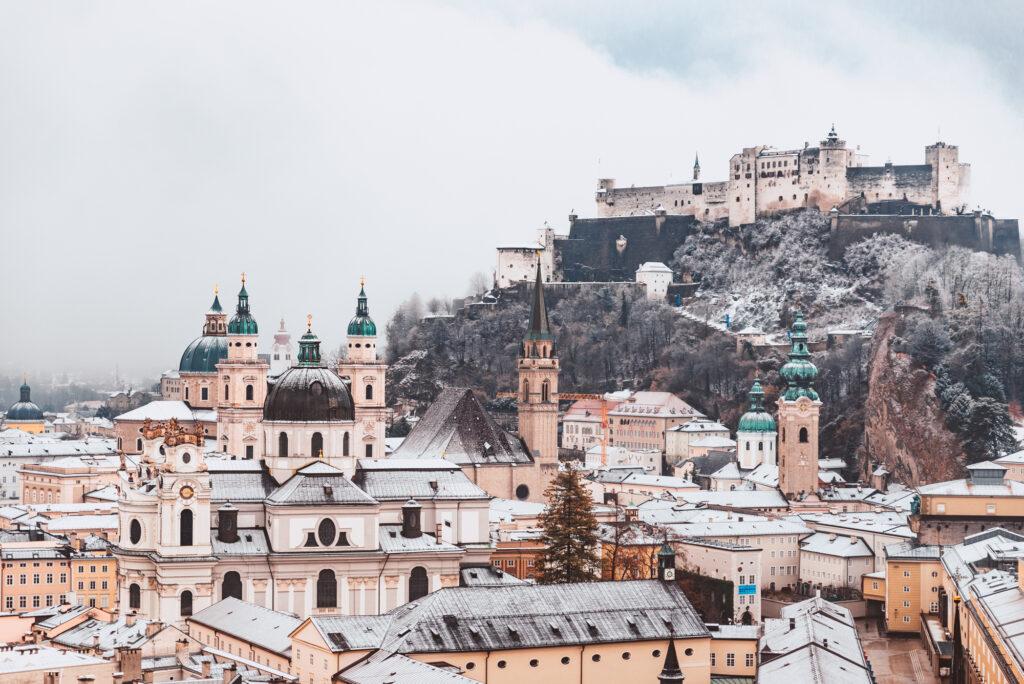 Salzburg in winter guide