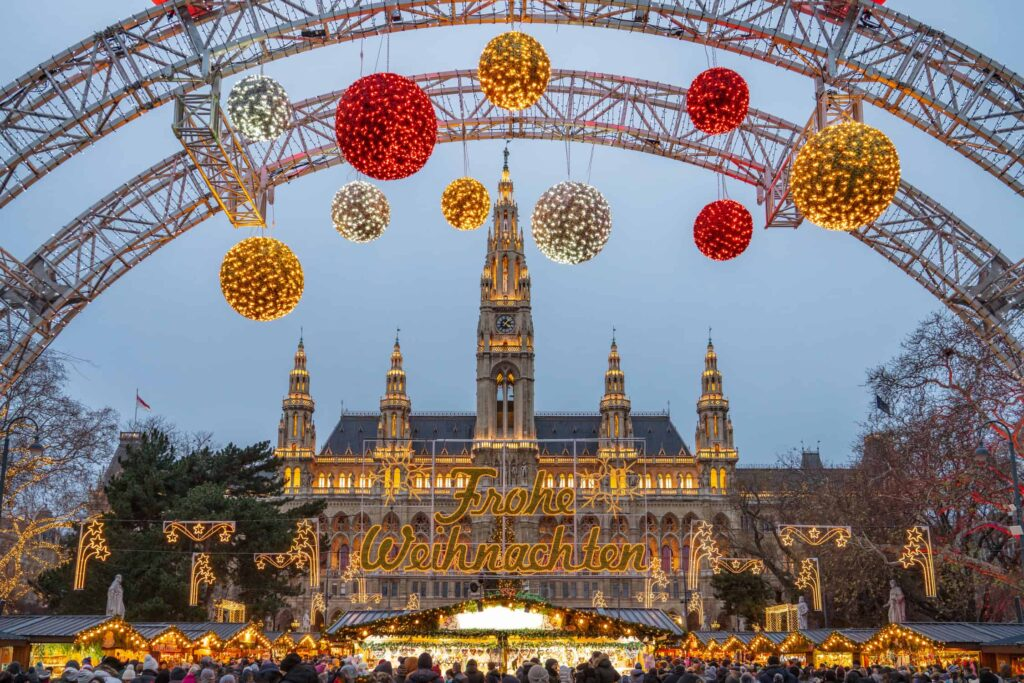 Best Vienna Christmas Markets