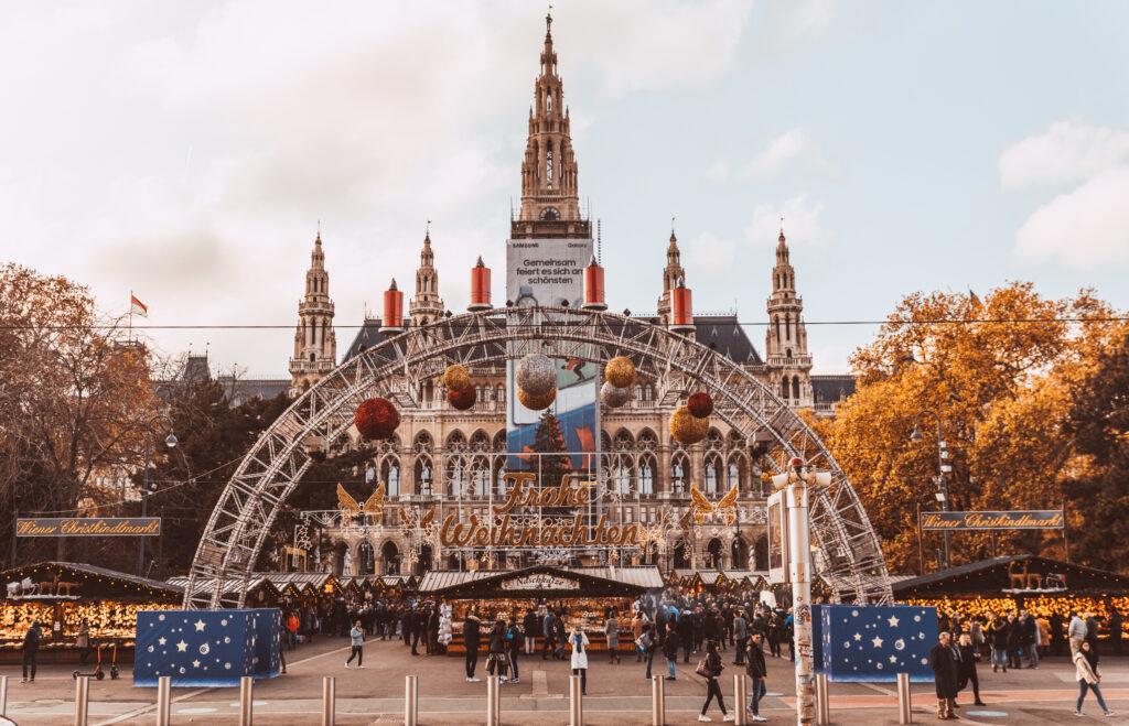 vienna christmas markets big bus tours