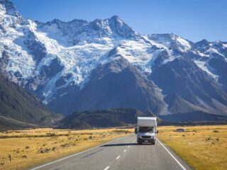 How to travel New Zealand on a budget