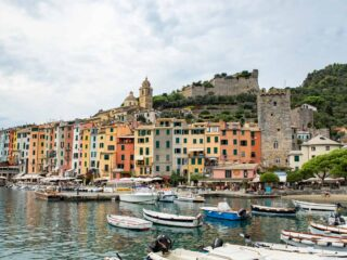 A Guide to Portovenere Italy.