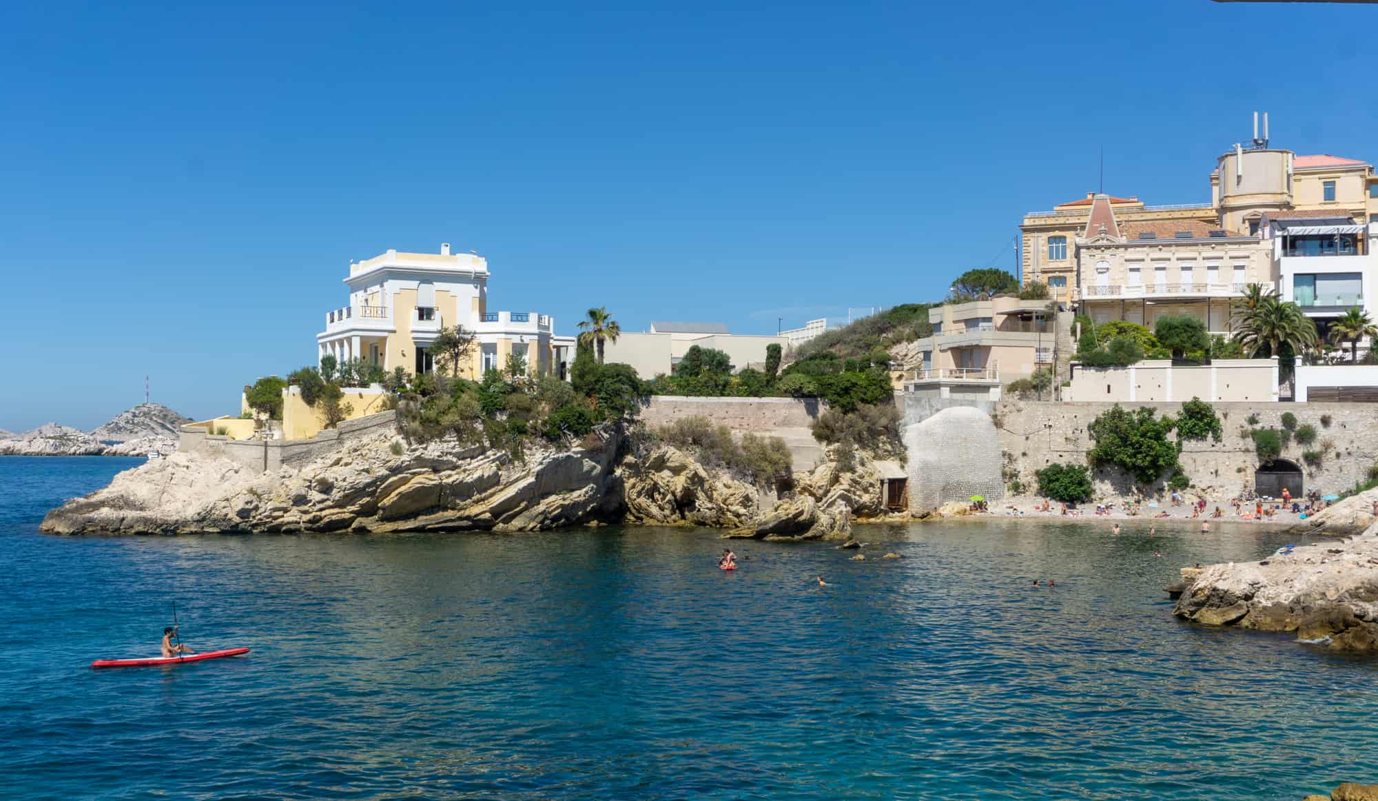 Best Airbnbs in Marseille, France