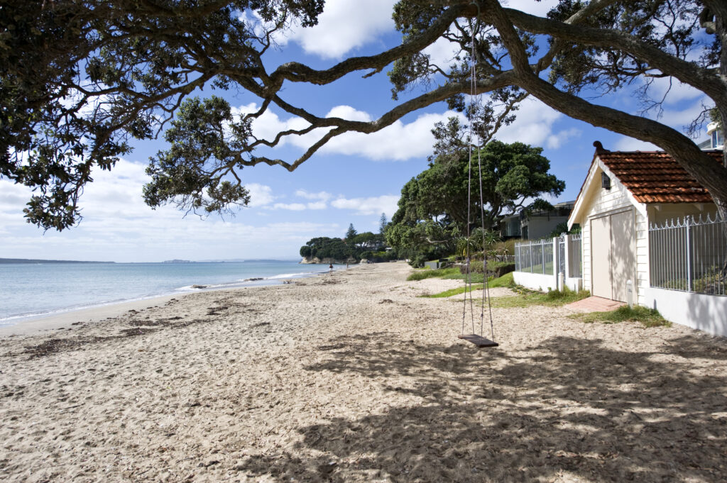 Takapuna Beach Auckland New Zealand