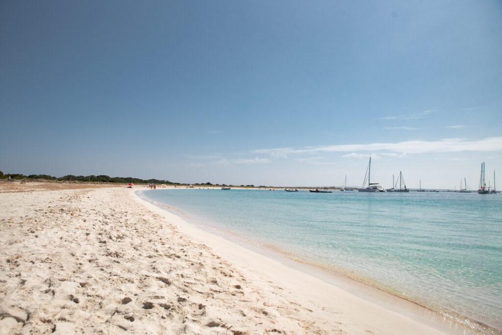 S'Espalmador Island, Formentera