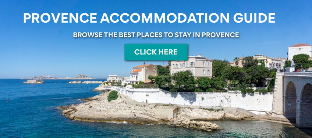 Provence Accommodation