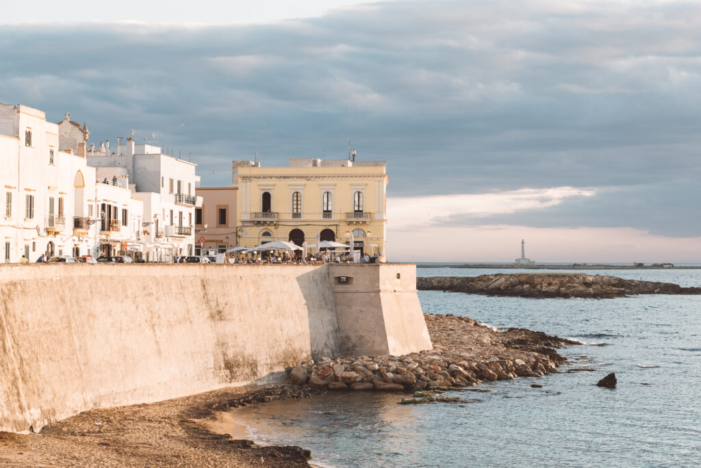 Where to Stay in Puglia without a car