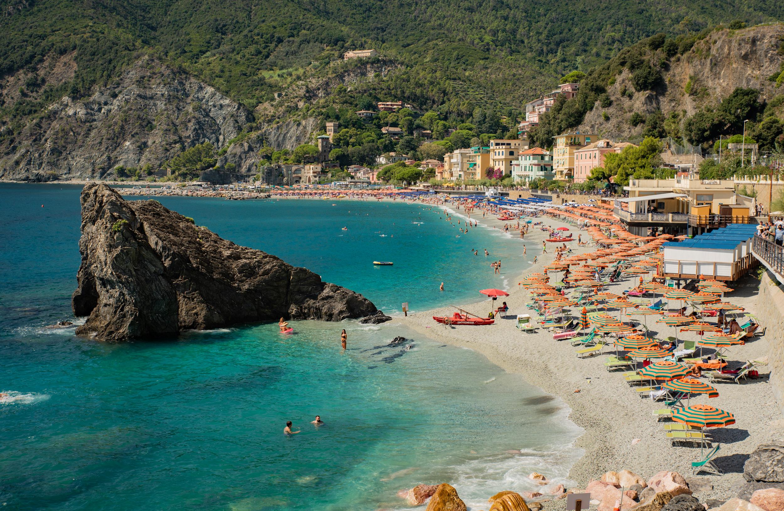 Best Beaches in Cinque Terre