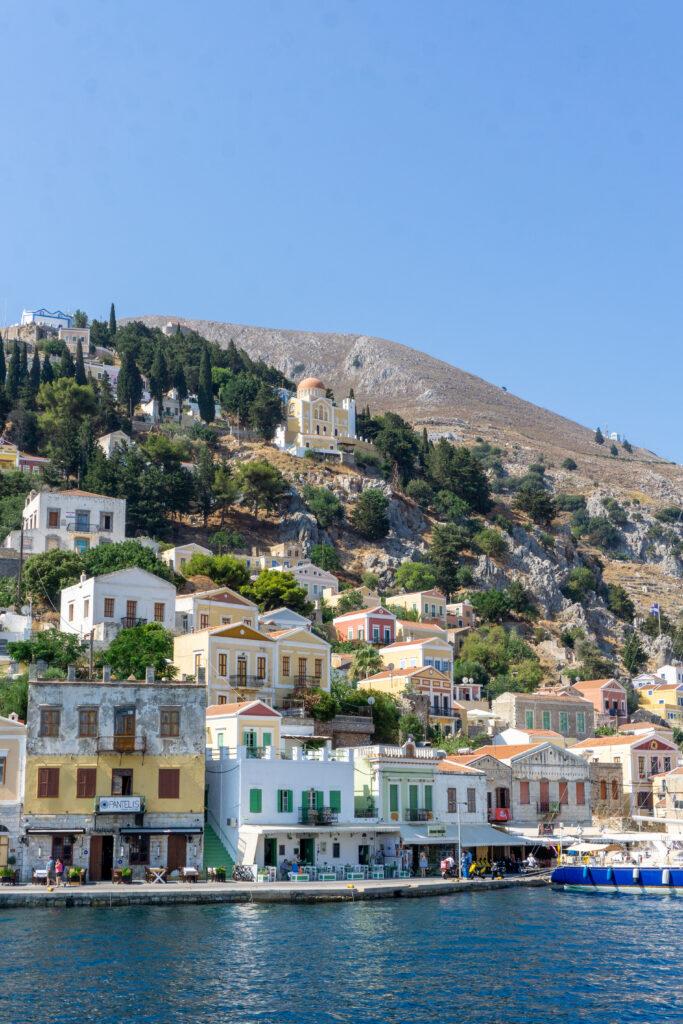 Symi Island Day Trip From Rhodes
