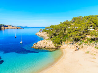 Best beaches in Ibiza, Spain