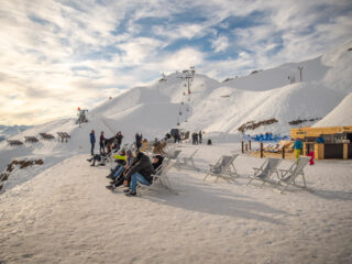 Innsbruck in Winter